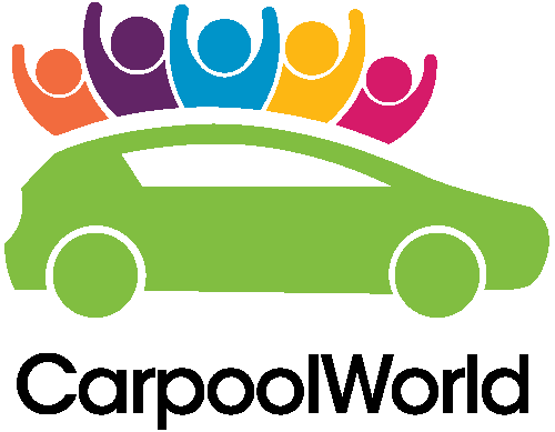 CarpoolWorld logo